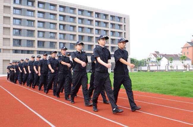 上海保安公司擒拿格斗训练