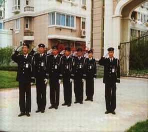上海保安公司经理介绍