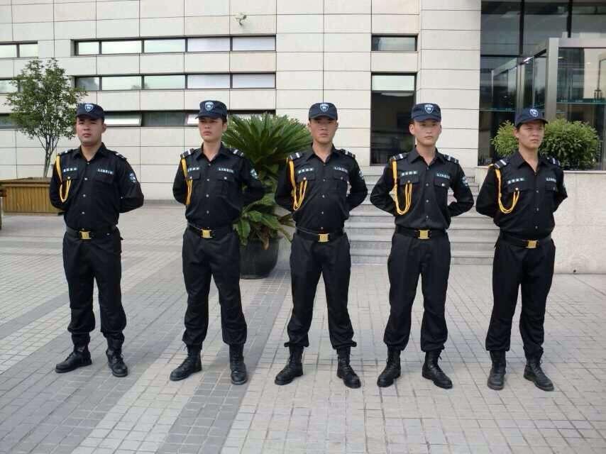 上海保镖公司大队参加技能竞赛