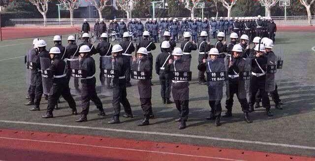 保安公司第十一界车展保安勤务